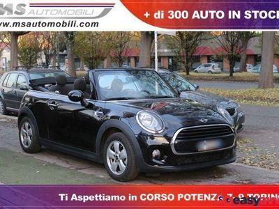 used Mini Cooper Cabriolet 1.5 Navi Unicoproprietario