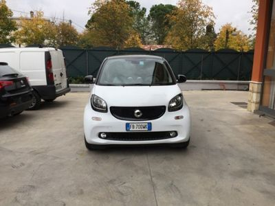 usata Smart ForTwo Coupé fortwo 2ª serie 1000 52 kW MHD passion