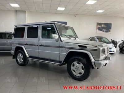 usata Mercedes G400 CDI Lunga Limited Edition 221/250