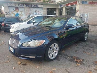 usata Jaguar XF 2.7D V6 Premium Luxury/tetto/tagliandi