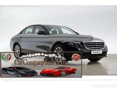 gebraucht Mercedes E220 E220 d 9G MY2017 W213