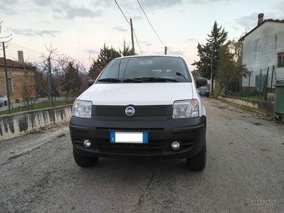 usado Fiat Panda 4x4 Van 1.3 Multijet