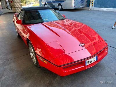 usata Corvette C4 Corvette C4 5.7 V8 Convertible (EU) 40th Anniv.
