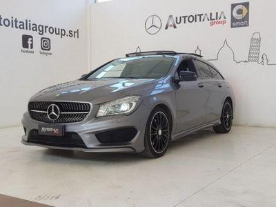 second-hand Mercedes CLA220 CDI S.W. Automatic Premium