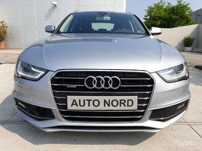 usata Audi A4 S Line Navi Xeno Quattro