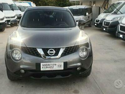 usata Nissan Juke 1.5 dci 110 cv n-connecta-navi led