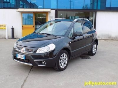 used Fiat Sedici 2.0 MJT 16V DPF 4x2 Emotion