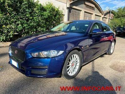 usata Jaguar XE 2.0 D 163 CV BUSINESS PURE AUTOMATICA