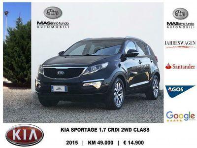 usata Kia Sportage 1.7 CRDI 2WD Class