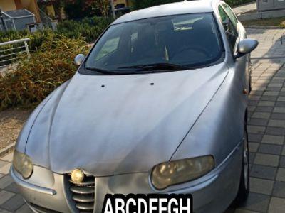 usata Alfa Romeo 147 inutilizzata