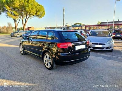 usata Audi A3 Sportback 2.0 TDI 140 CV