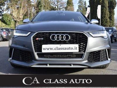 usata Audi RS6 Avant 4.0 TFSI quattro tiptronic perfor