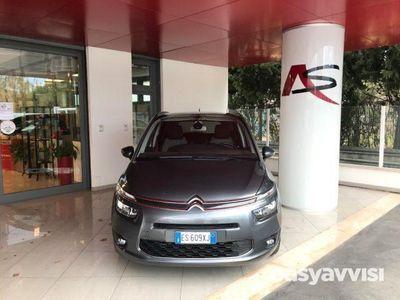 usado Citroën Grand C4 Picasso 1.6 e-HDi 115 EXCLUSIVE