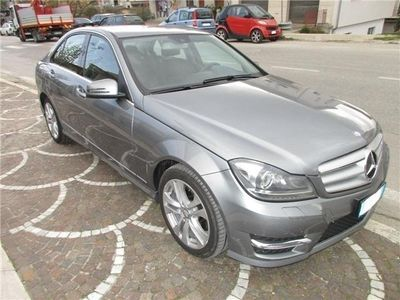 usata Mercedes C220 CDI BlueEFFICIENCY Avantgarde full optional garant