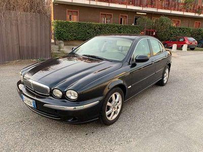 usata Jaguar X-type 2.0D cat Executive