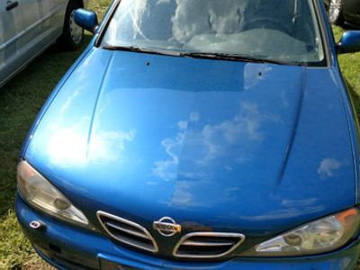 used Nissan Primera 2ª serie - 2002
