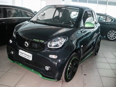 usado Smart ForTwo Electric Drive Greenflash Edition