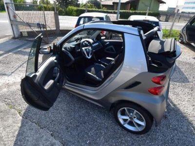 usata Smart ForTwo Cabrio 800 40kW pulse brabus cdi
