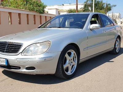 usata Mercedes S400 CDI cat
