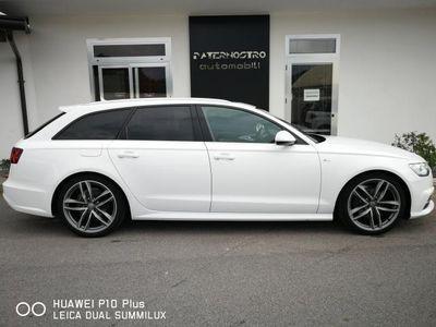 brugt Audi A6 Avant 2.0 TDI 190cv Ultra S Tronic S-Line