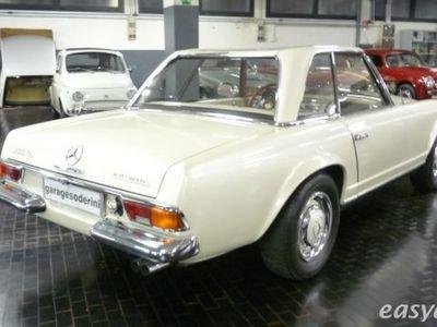usado Mercedes 230 slw 113 - cambio automatico benzina