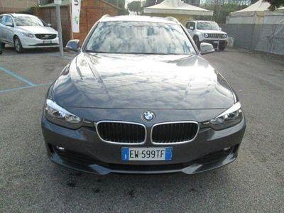 gebraucht BMW 320 d xDrive Business Touring autom.
