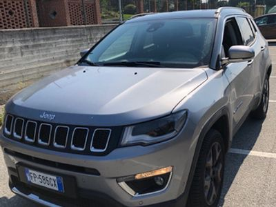 begagnad Jeep Compass 1.4 MultiAir 4WD AUT LIMITED