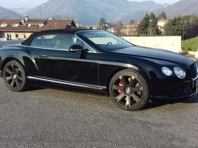 usata Bentley Continental GTC V8 S
