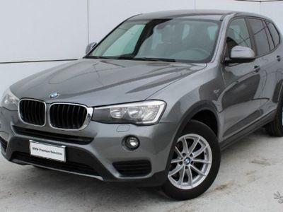 usado BMW X3 XDrive 2.0D 190 CV Navi/Sensori/C.Auto/E6