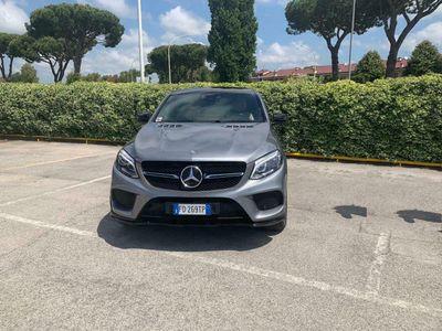 brugt Mercedes GLE350 AMG 4MATIC XENON/NAVI/CAMERA/PELLE