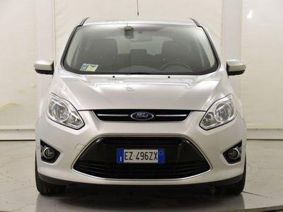 gebraucht Ford C-MAX 1.6 TDCi 115cv DPF Titanium