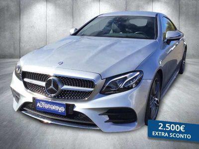 usata Mercedes 220 CLASSE E COUPÉ E Couped AMG Line auto