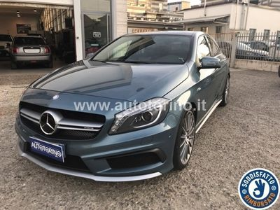 used Mercedes A45 AMG CLASSE A4matic 360cv auto E6