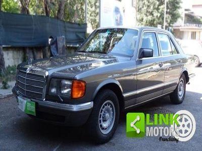 usata Mercedes 500 classese benzina