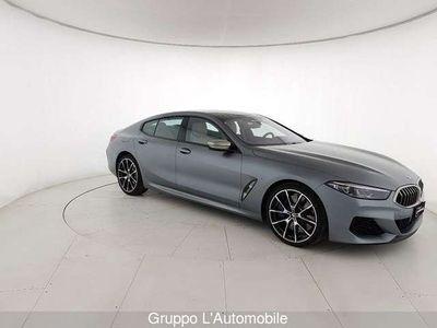 usata BMW 850 Serie 8 G16 M i gran coupe xdrive auto
