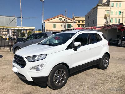 used Ford Ecosport 1.5 TDCI BUSINESS S&S