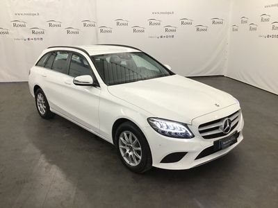 usata Mercedes 200 Classe C SWd Business Extra auto