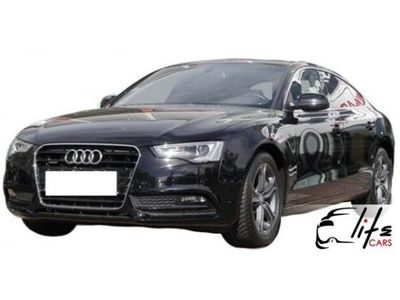 usata Audi A5 A5 1ª serieSPB 2.0 TDI 190 CV clean diesel multitronic
