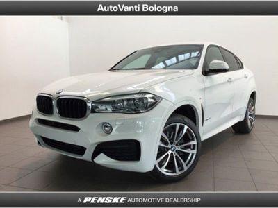 brugt BMW X6 (F16/F86) xDrive30d 249CV Msport