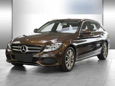 usata Mercedes C180 T Avantgarde Ahk Navi-v. Pts El. Heckkl.