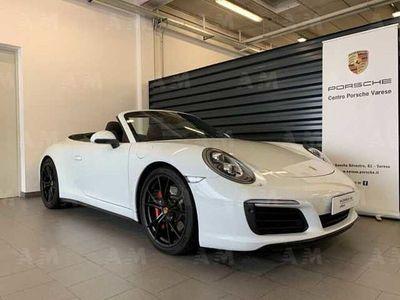 usata Porsche 911 Carrera 4S Cabriolet 991 MK2