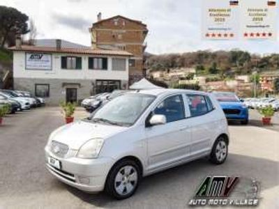 usata Kia Picanto 1.1 12V 65 Cv UNICO PROPRIETARIO-CLIMA-STEREO CD Benzina