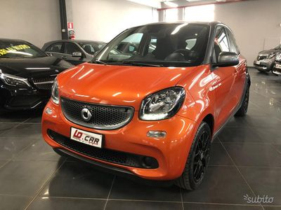 usata Smart ForFour 0.9 90 CV Turbo Passion PACK SPORT