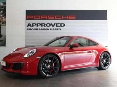 brugt Porsche 911 Carrera 4 GTS 3.0Coupé