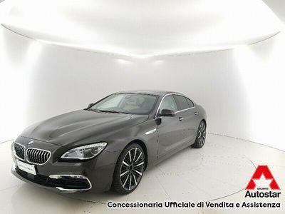 used BMW 640 d xDrive Gran Coupé Luxury