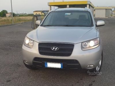 brugt Hyundai Santa Fe 2.2 CRDi VGT Dynamic Top 5 p.ti