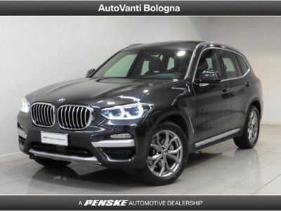 used BMW X3 xDrive20d xLine