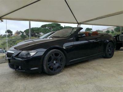 usata BMW 645 Cabriolet 645Ci Cabrio
