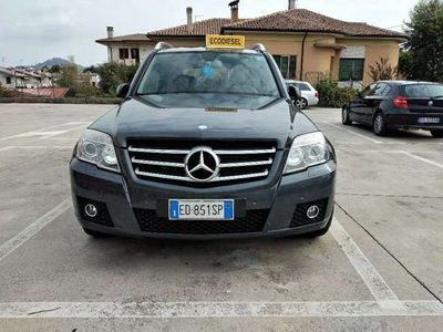 usata Mercedes GLK350 CDI 4MATIC BlueEFFICIENCY