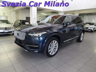 brugt Volvo XC90 D5 AWD Geartronic 7 posti Inscription